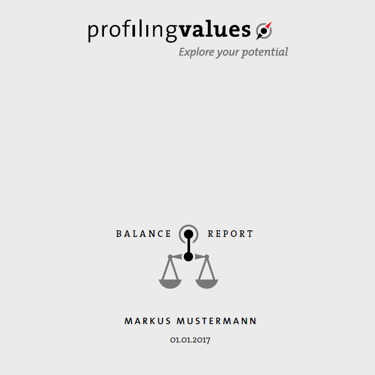 Profiling Values Report