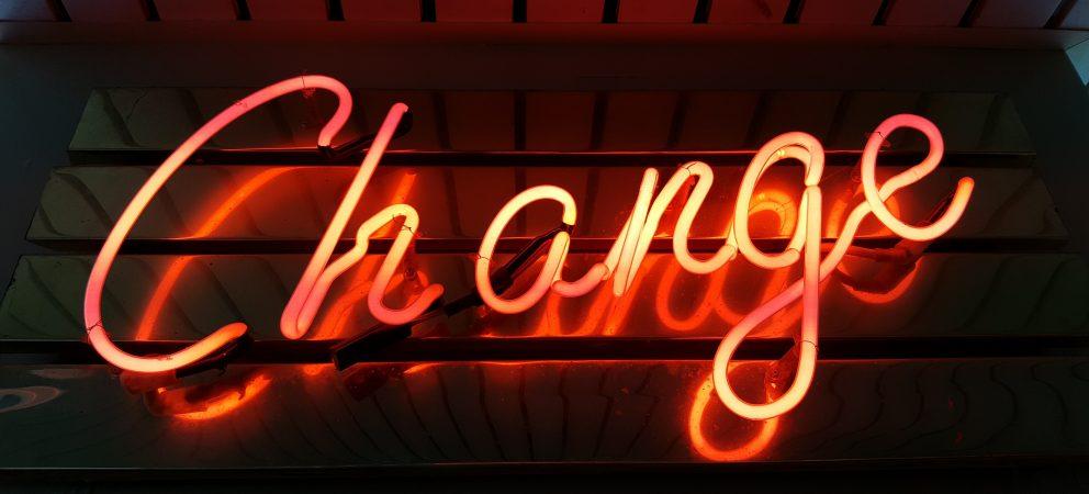 Veränderungswille und Disziplin im Coaching
