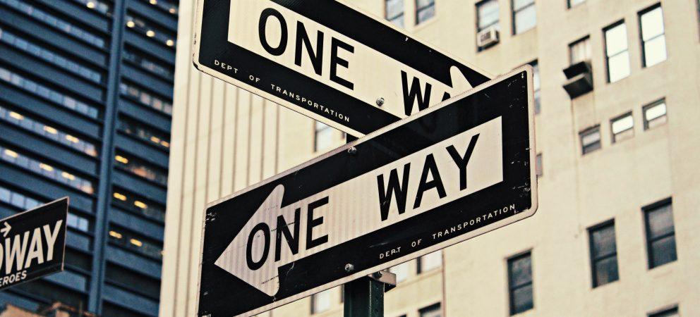 Den eigenen Weg muss man selbst finden